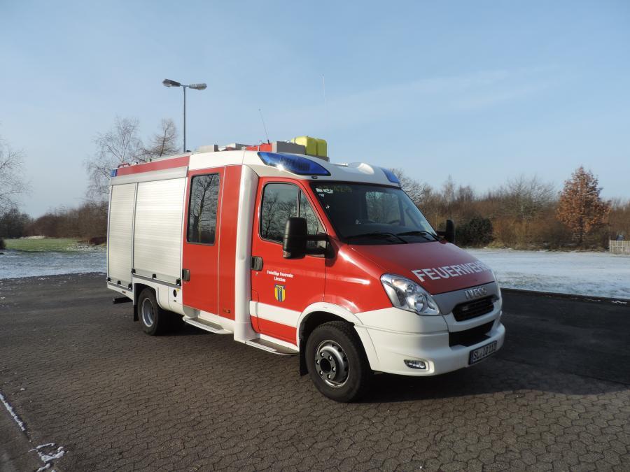 Feuerwehrauto Iveco