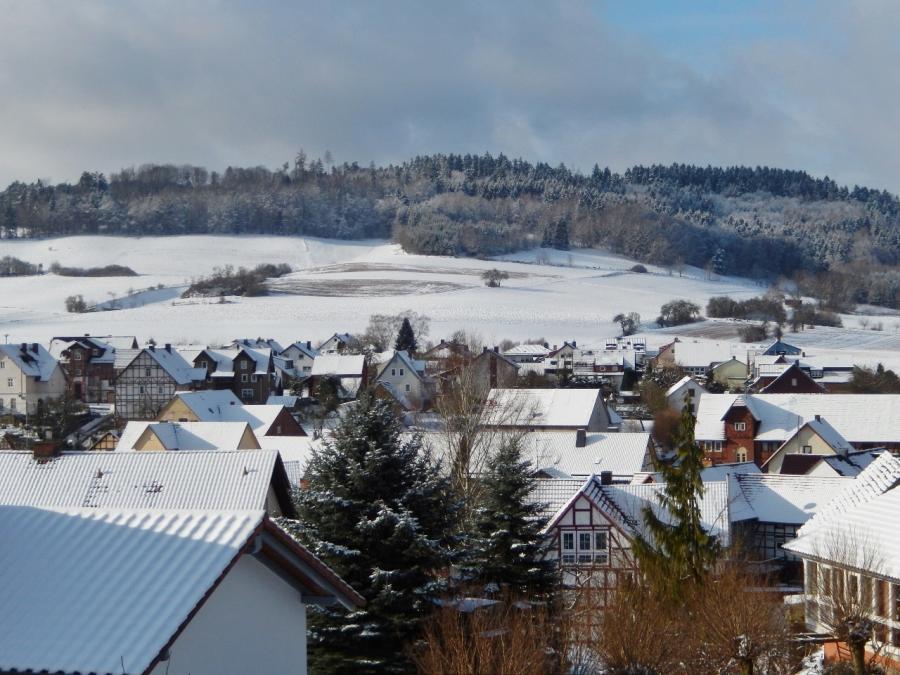 Sterkelshausen Ende Januar 2015