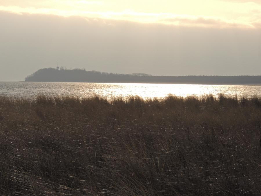 Mittagssonne auf der Ostsee