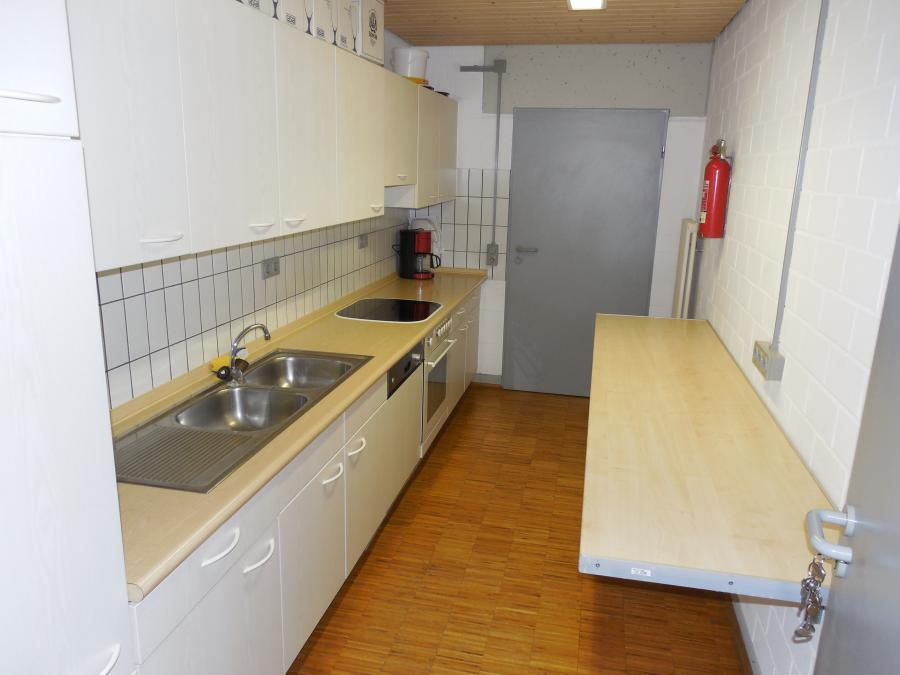 Freiwillige Feuerwehr und Feuerwehrverein Bergtheim - Büro und Küche
