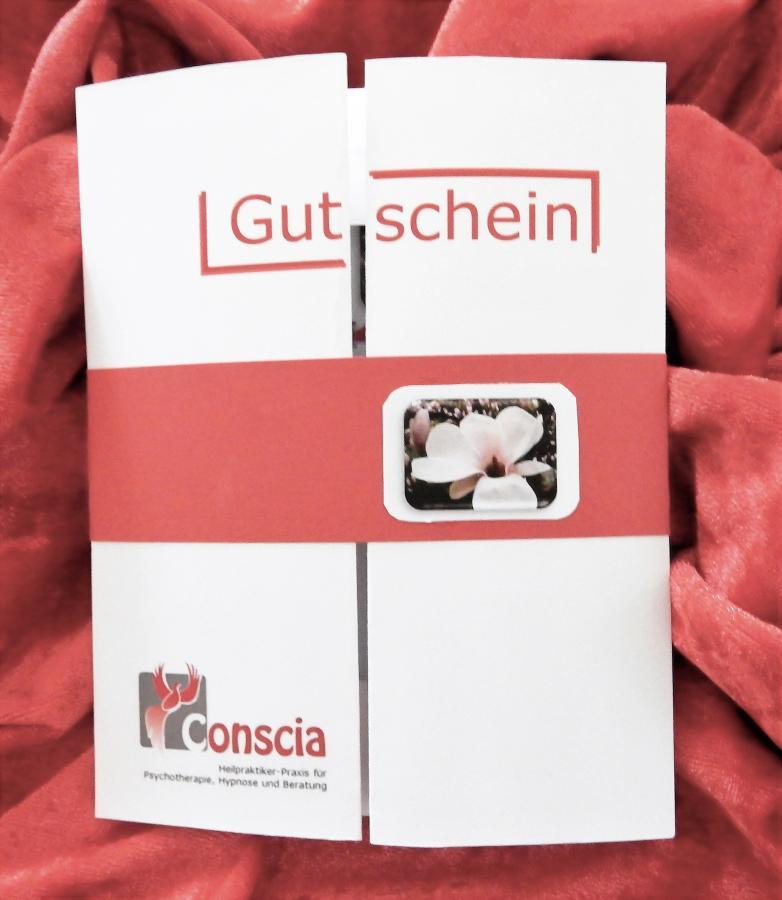 Conscia Gutschein  (by Barbara Ludwig)