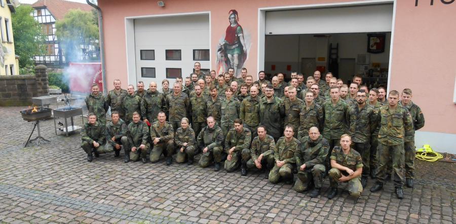 Umwelttag der Bundeswehr in unserer Gemeinde