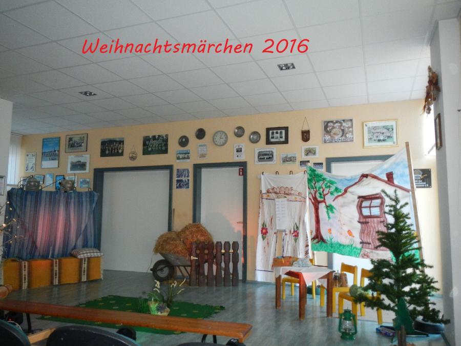 Weihnachtsmärchen 2016