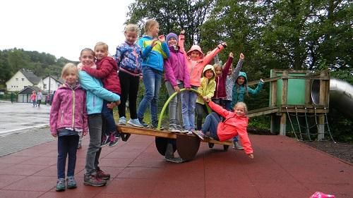 Oberfischbacher Kinder im Gleichgewicht