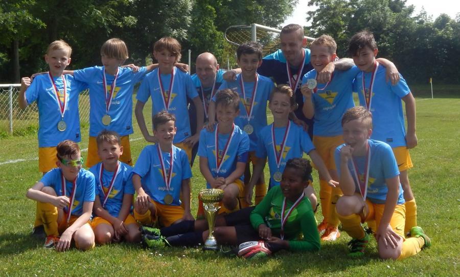 1. FC Weißenfels, Staffelsieger Staffel 2 der E-Junioren