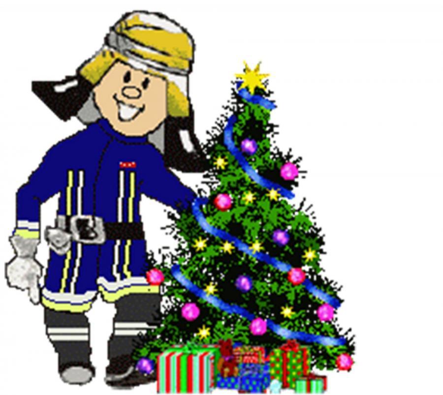 Feuerwehr Tannenbaum