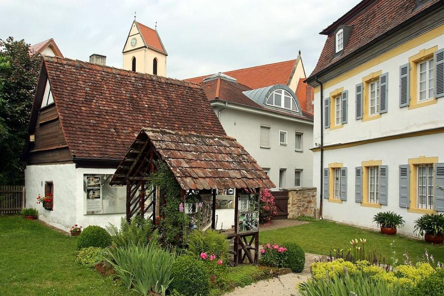 Stadtmuseum im ehemaligen Pfarrhausensemble