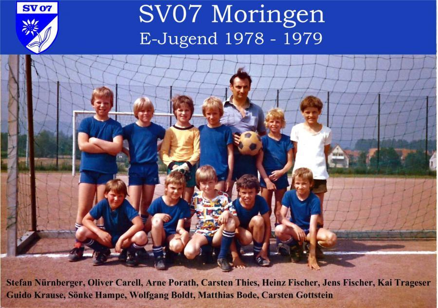 Saison 1978 - 1979