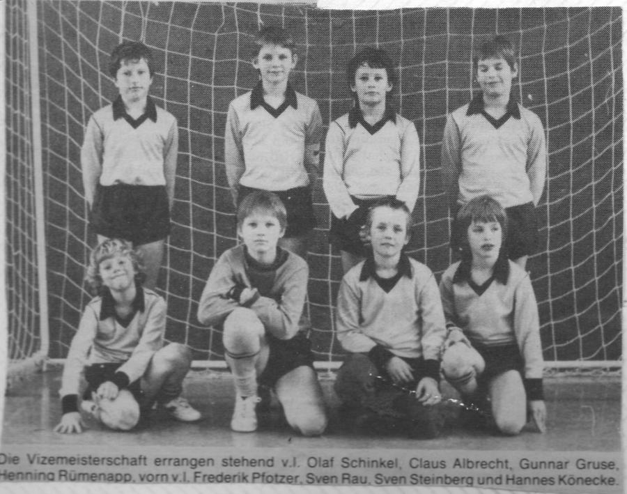 E-Jugend 1985 - 1986