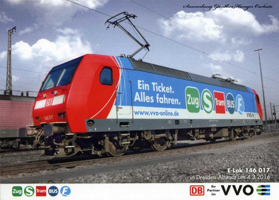 E-Lok 146 017