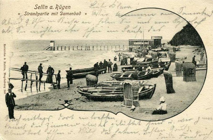 03 Sellin a Rügen 1904