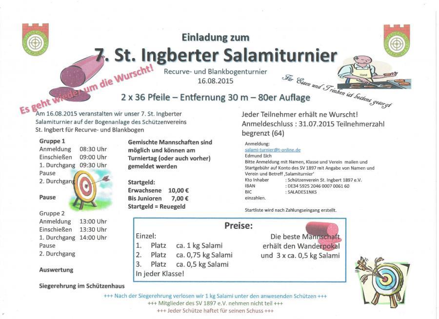 salamiturnier 2015