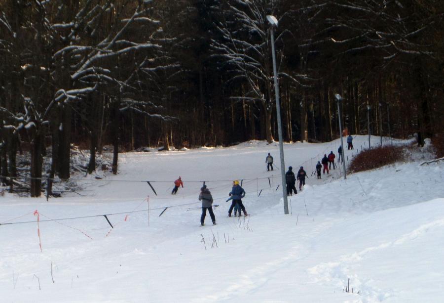 Skigebiet Wehrsdorf