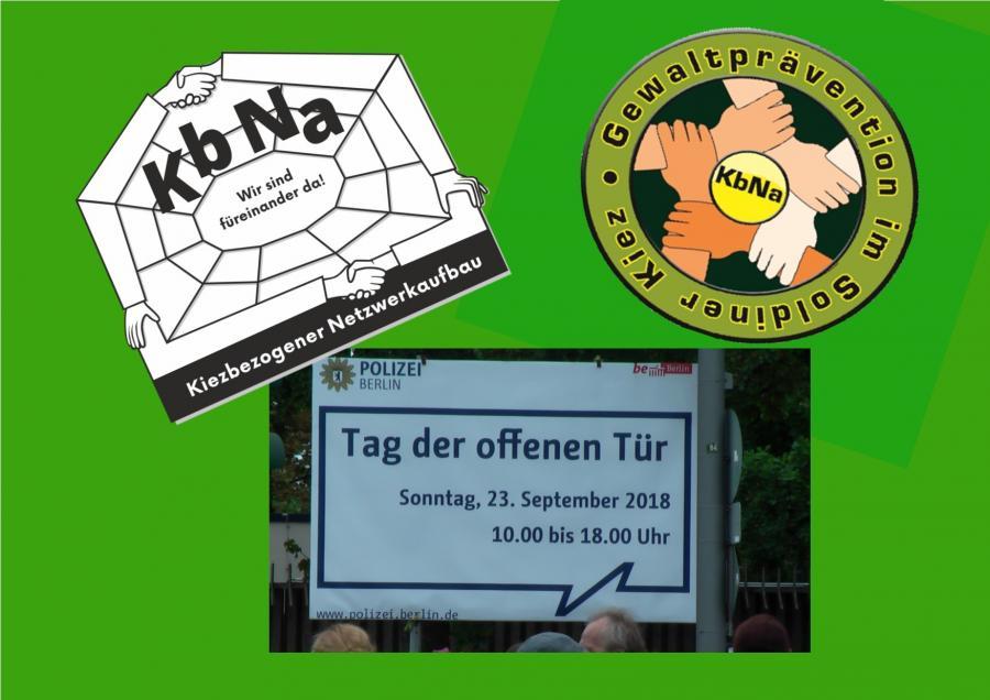 Der KbNa beim Tag der offenen Tür der Berliner Polizei