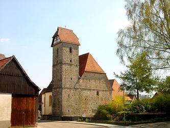 Gangolfkapelle Bühlertann