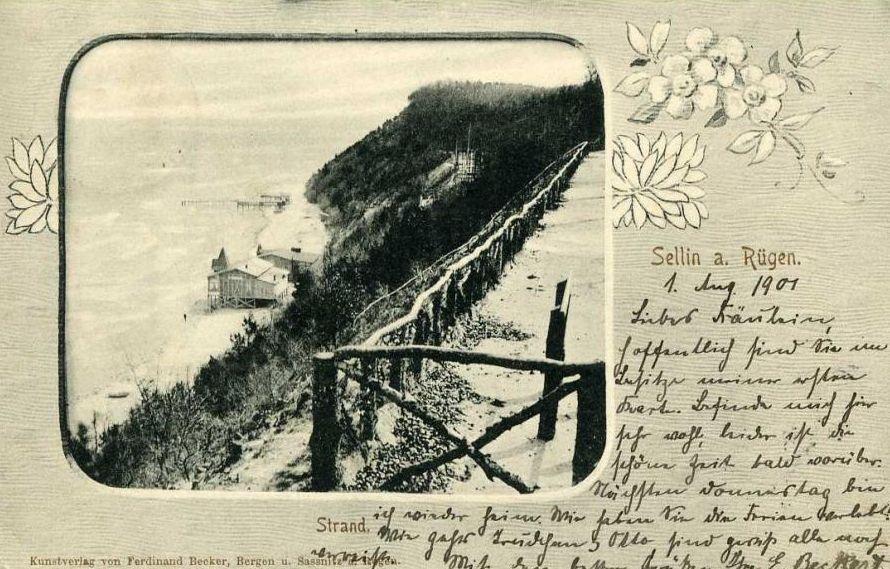 02 Sellin a Rügen 1901