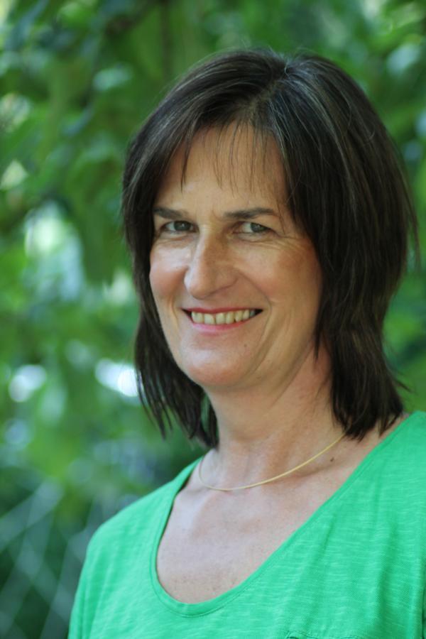 Christine Grimm, Gruppenleitung Eichhörnchen