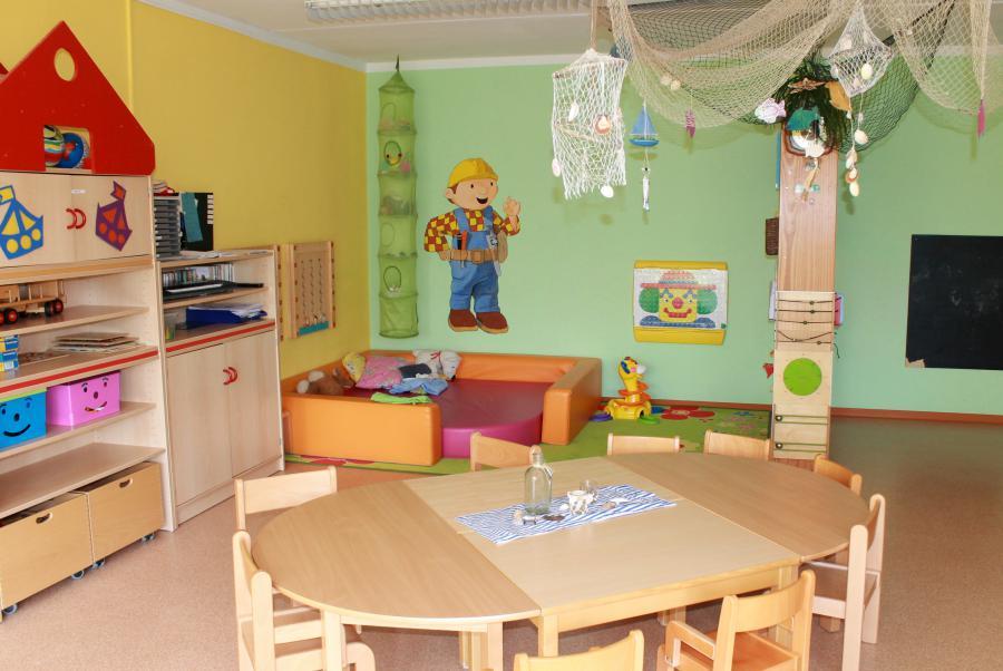 Kindertagesst tten der stadt oelsnitz vogtl krippe der for Raumgestaltung in der kita