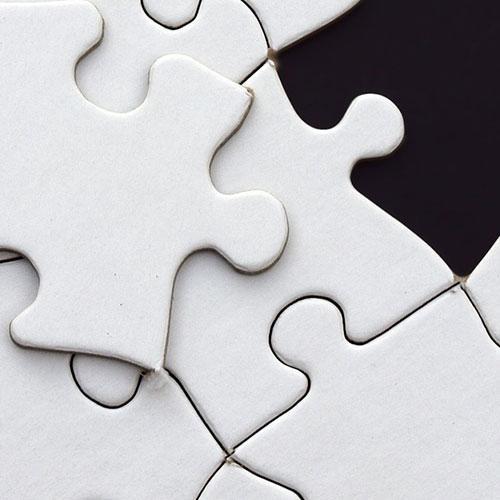 Puzzleteile