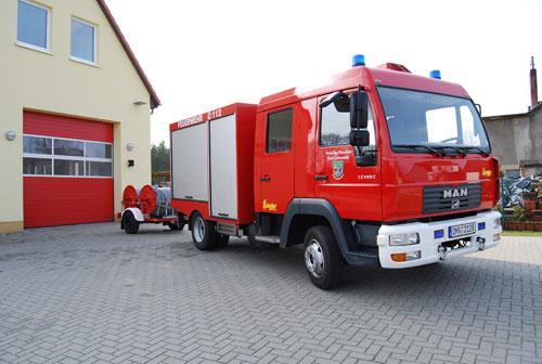 Feuerwehrauto FH
