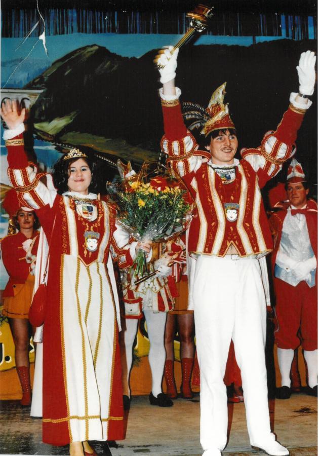 Bernd u Monika 1991