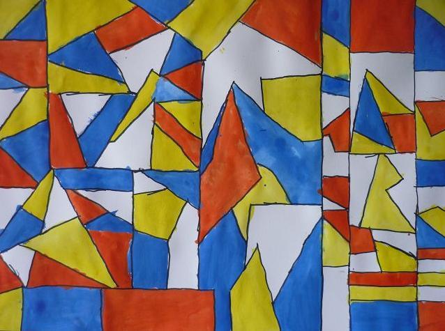 Mondrian von Kimberly