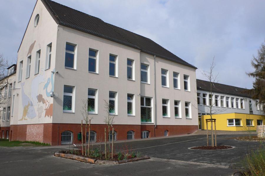Schulgebäude 2013