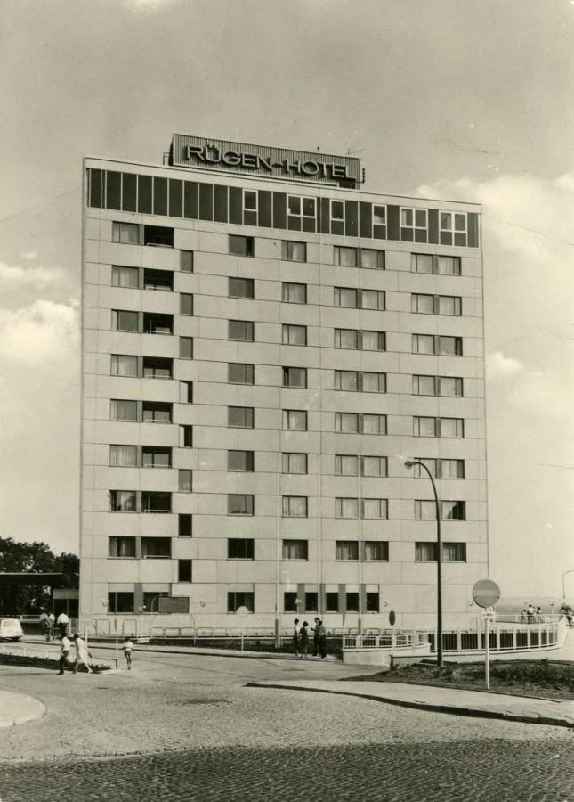 Sassnitz Rügen-Hotel