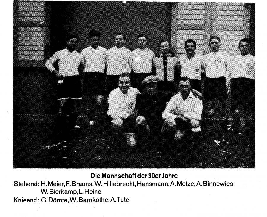 1.Herren 1930
