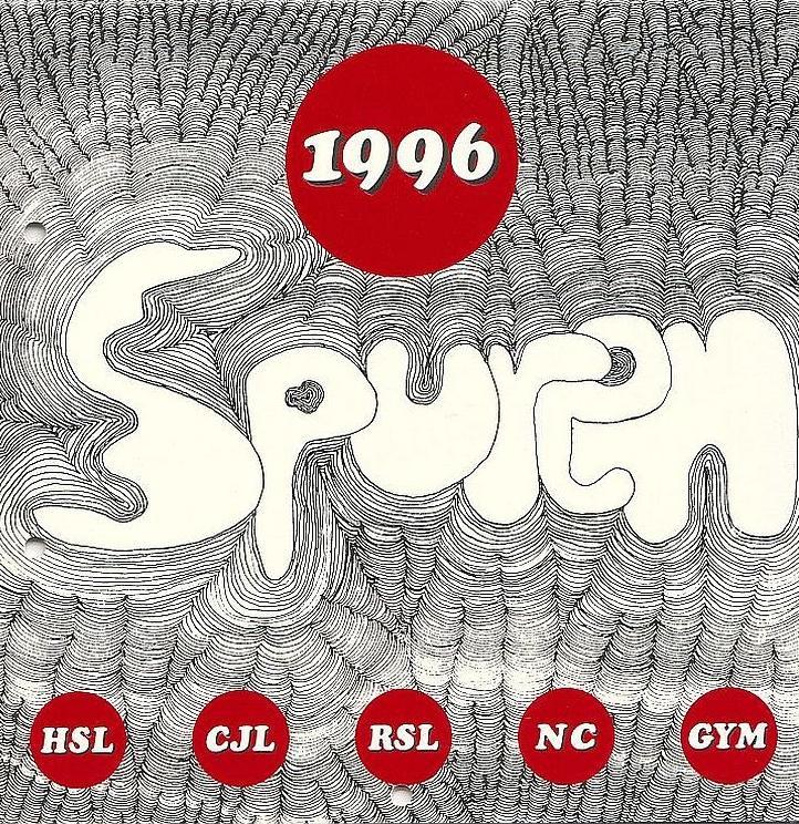 Titel Schulkalender 1996