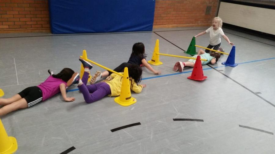 Zirkus im Sportunterricht 3