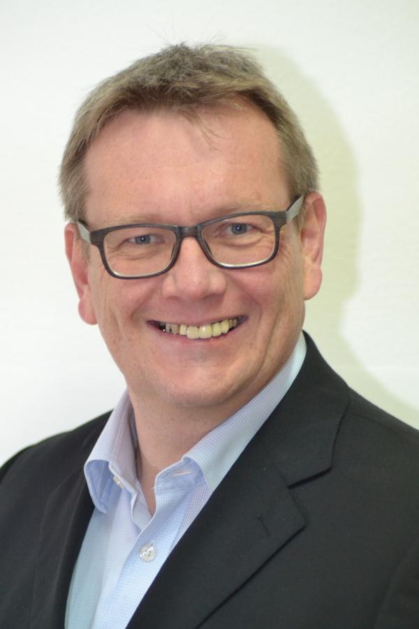Ortsbürgermeister Kai Wiechert