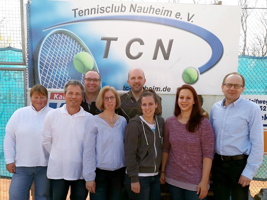 Vorstand TC Nauheim