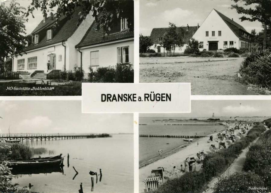 Dranske a.Rügen 1962
