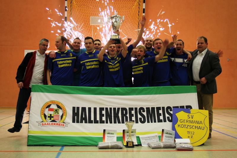 Hallenkreismeister Herren 2015