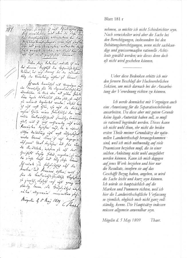Mai 1809 - 15