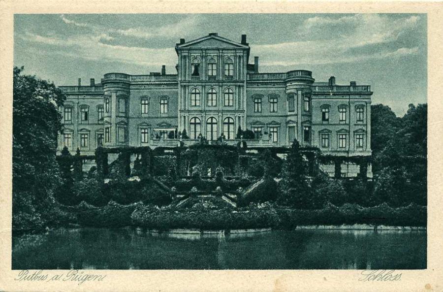 Putbus a.Rügen Schloss