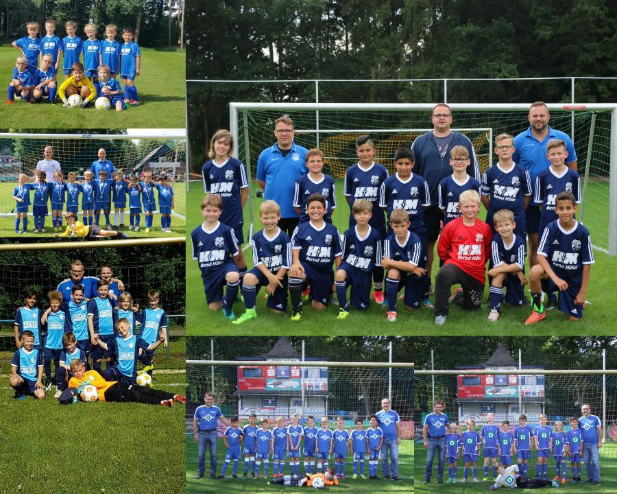 Jugendmannschaften 2017/18