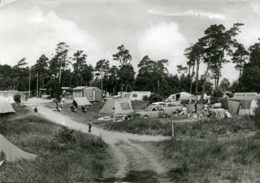 Rappin Zeltplatz 1984