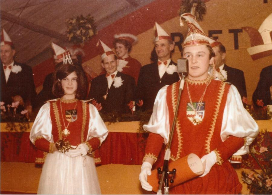 Klaus u Rosemarie 1969