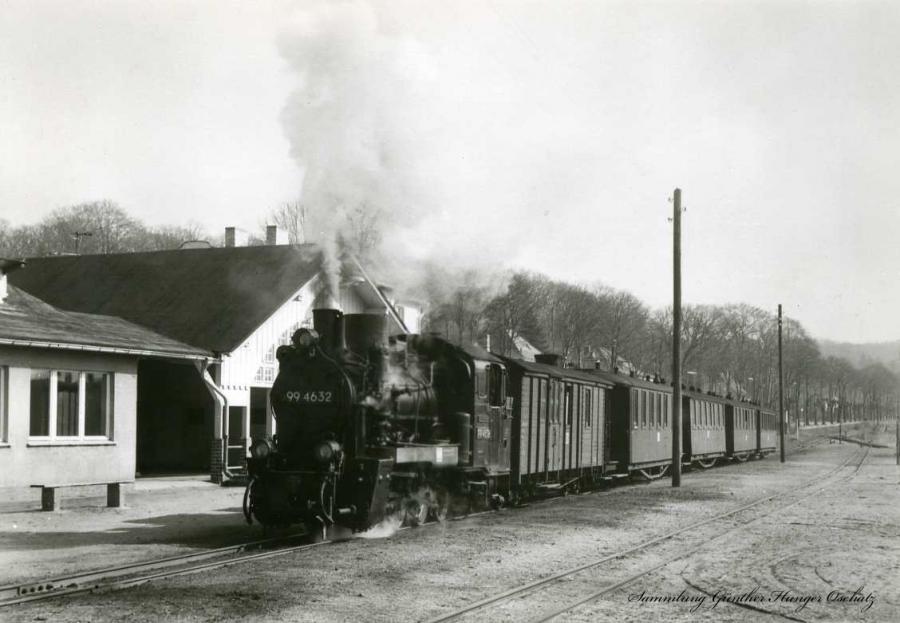 Bahnhof Binz-Ost