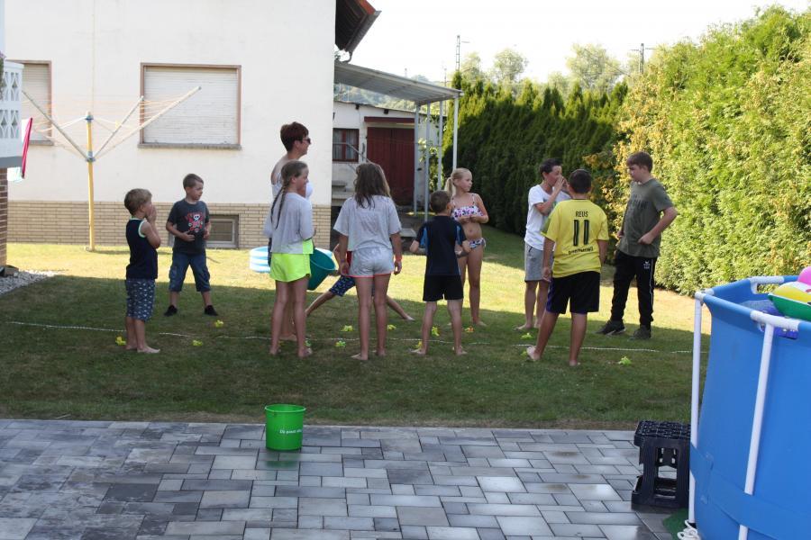 Ferienspiele Tag 1