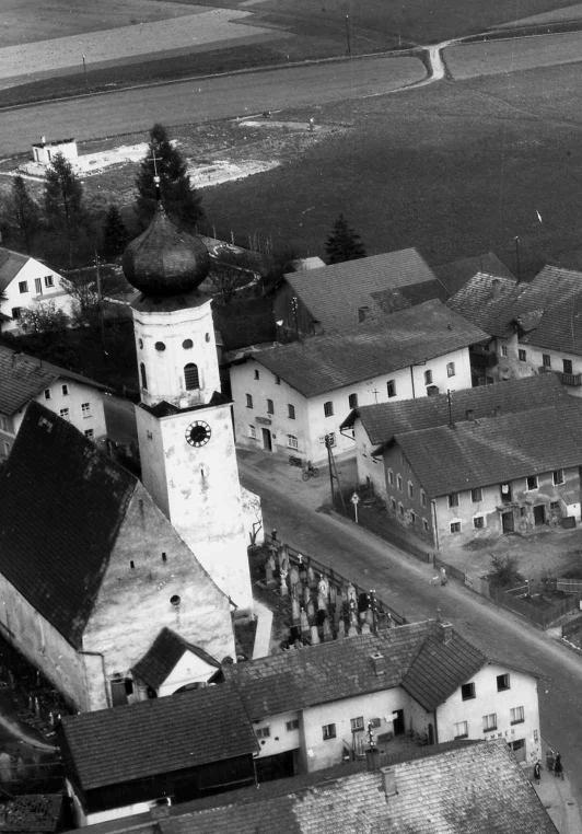 Alte Pfarrkirche Miltach