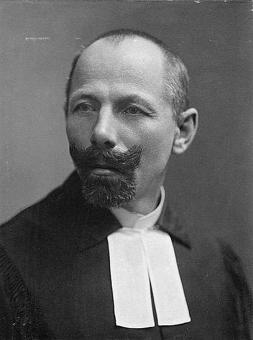 Pfarrer Johannes Hachtmann