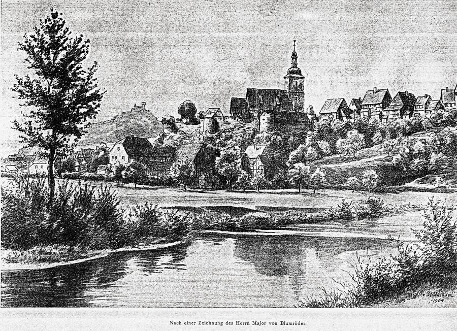 Walldorfer Ansicht