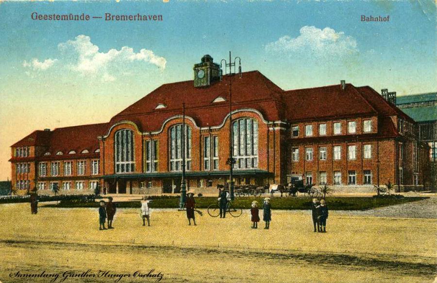 Geestemünde-Bremerhaven Bahnhof