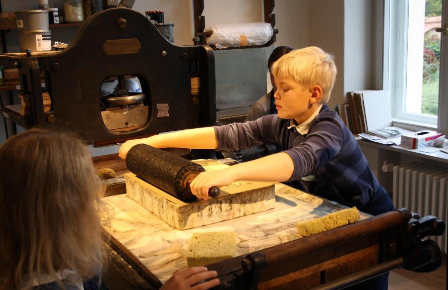 Montessori Schule Neuruppin © Museum Neuruppin