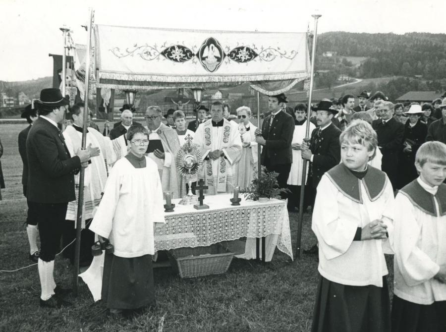 Martiniritt Feldaltar1985
