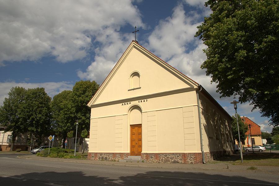Dorfkirche Schönwalde_Foto: Urrutia