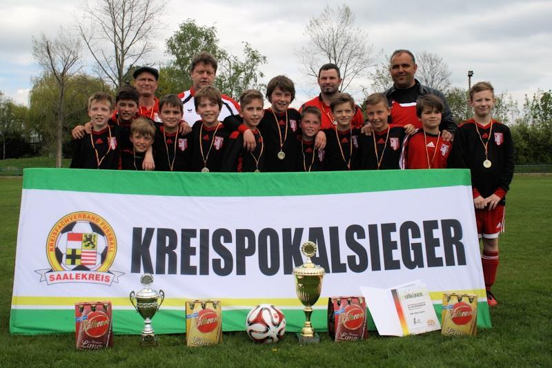 Kreispokalsieger E-Junioren